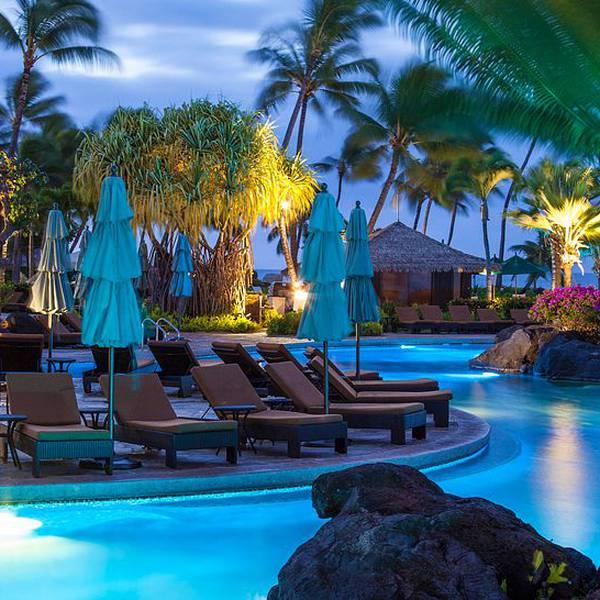 Grand Hyatt Kauai Resort - zwembad