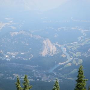 Banff National Parc - Dag 11 - Foto