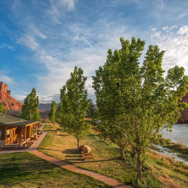 Sorrel River Ranch - Exterior