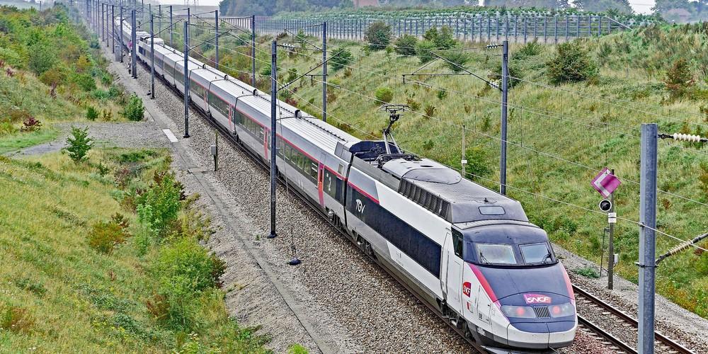 TGV Doets Reizen Frankrijk