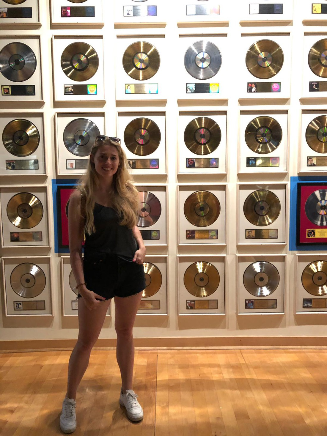 Country Music Hall of Fame - Nashville - Tennessee - Amerika - Doets Reizen