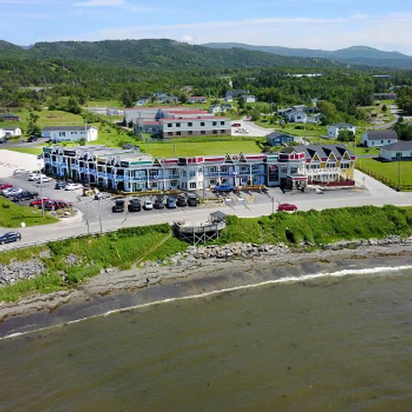 Ocean View Hotel kamer