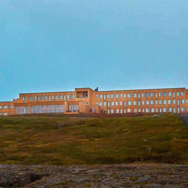 Fosshotel Myvatn -
