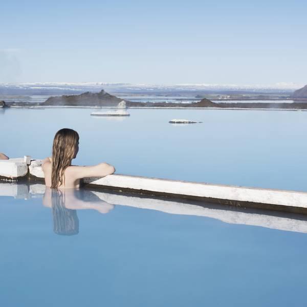 Myvatn Nature Baths - IJsland - Doets Reizen
