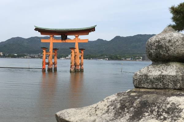 Miyajima Shrine - Japan - Doets Reizen
