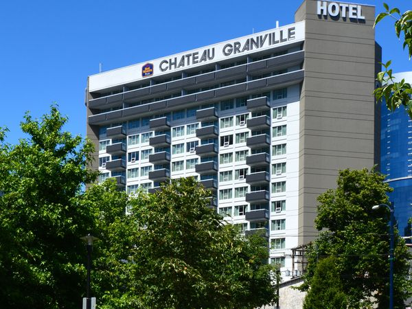 Best Western Plus Chateau Granville Street - exter