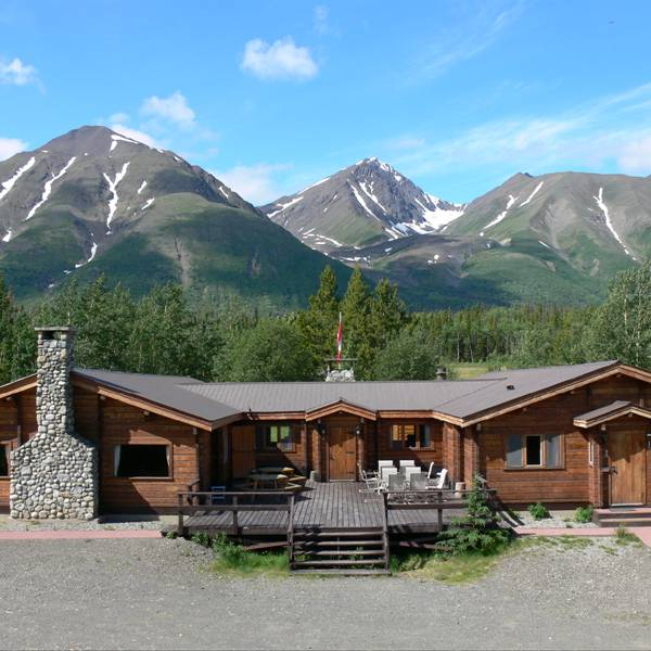 Dalton Trail Lodge - aanzicht