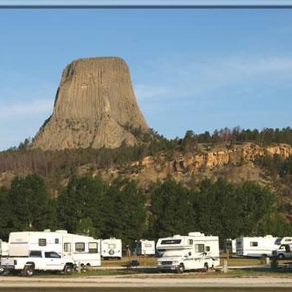 Devils Tower KOA Campground2