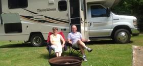 Met de camper op pad in Canada