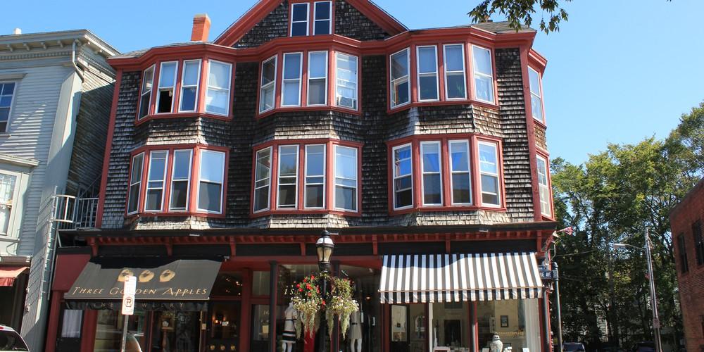 Historic Newport Rhode Island