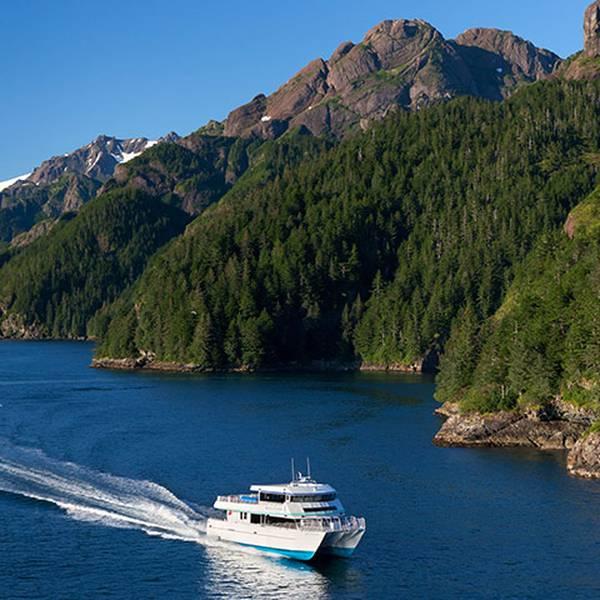 Kenai Fjords Wilderness Lodge - boot