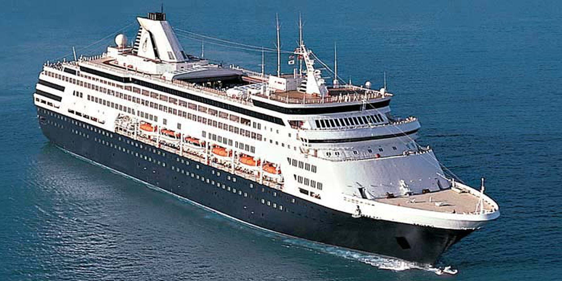 ms Maasdam - Holland America Line - Cruisevakantie - Doets Reizen