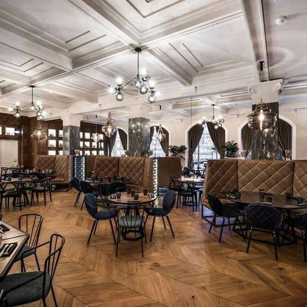 Apotek Hotel - restaurant