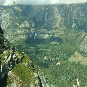 Yosemite National Park - Glacier point - Dag 7 - Foto