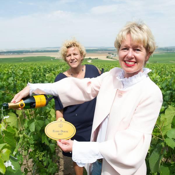 Elske - Veuve Clicquot - Champagne streek