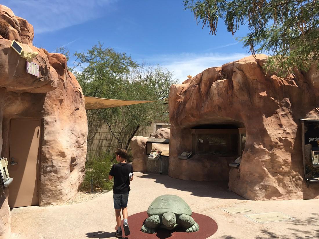 Springs Preserve - Las Vegas - Nevada - Doets Reizen