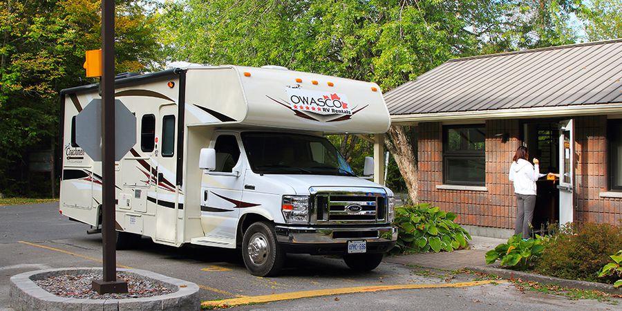 Toeren door Oost Canada met de camper van Owasco RV