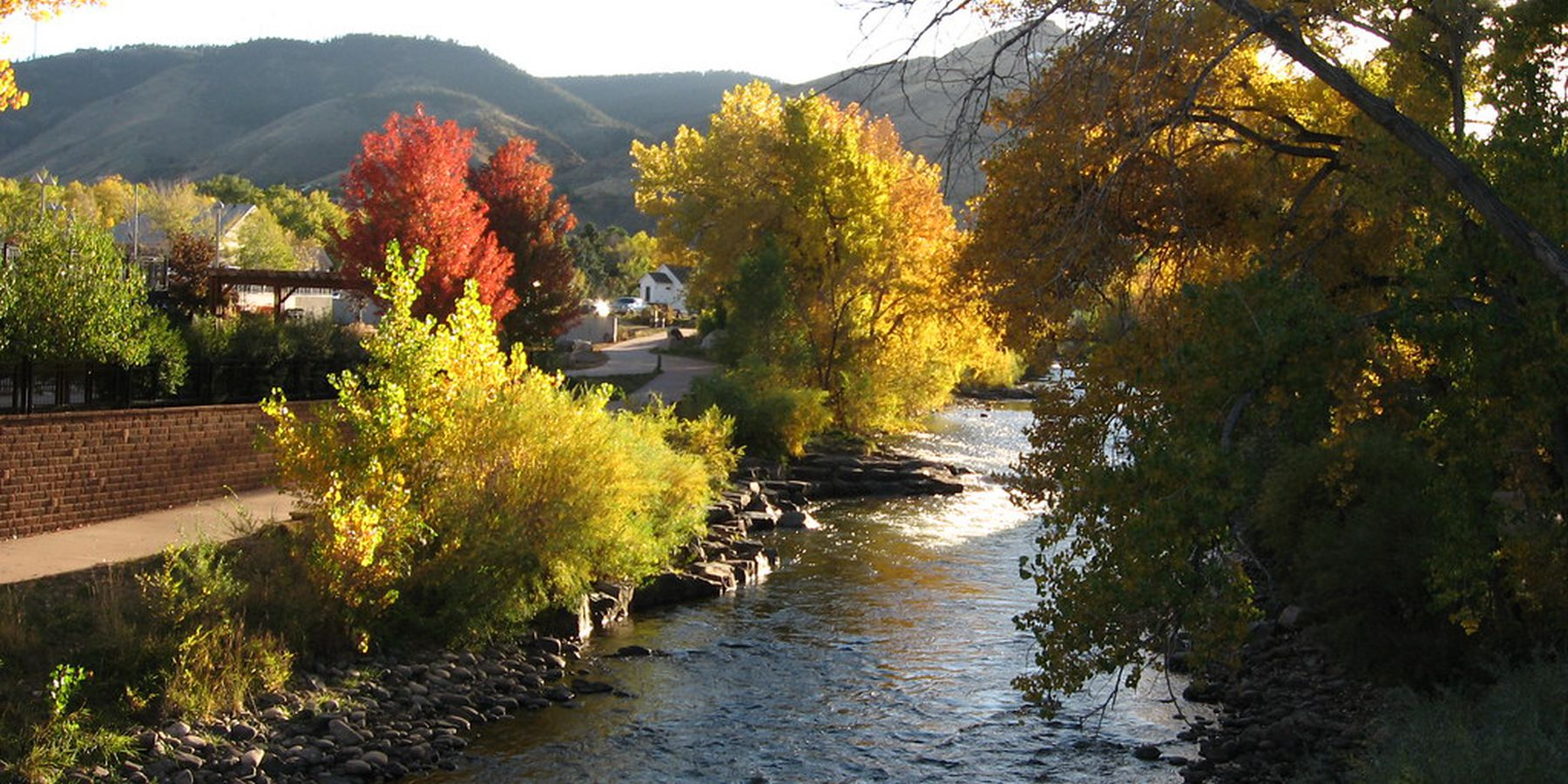 Golden - Denver - Colorado - Doets Reizen
