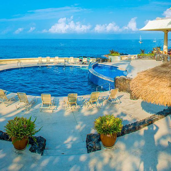 Royal Kona Resort Pool & Beach