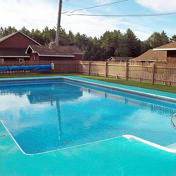 Best Western Acadia Park Inn - zwembad
