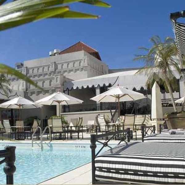 Casa Monica Hotel - zwembad