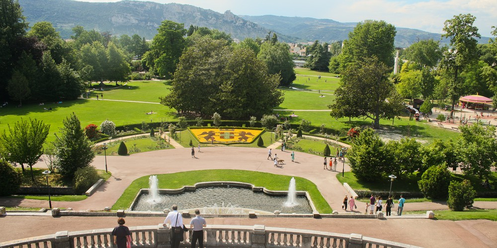 Parc Jouvet ©Valence Romans Tourisme | Doets Reizen | Frankrijk