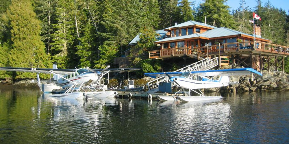 Farewell Harbour Lodge - British Columbia - Canada - Doets Reizen