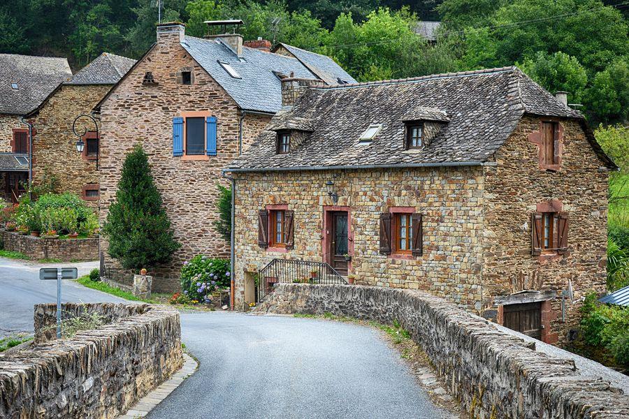 Middeleeuwse dorpjes Frankrijk - Doets Reizen afbeelding van lecreusois via Pixabay