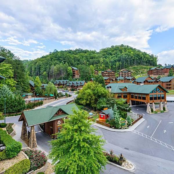 Westgate Smoky Mountain Resort - exterior