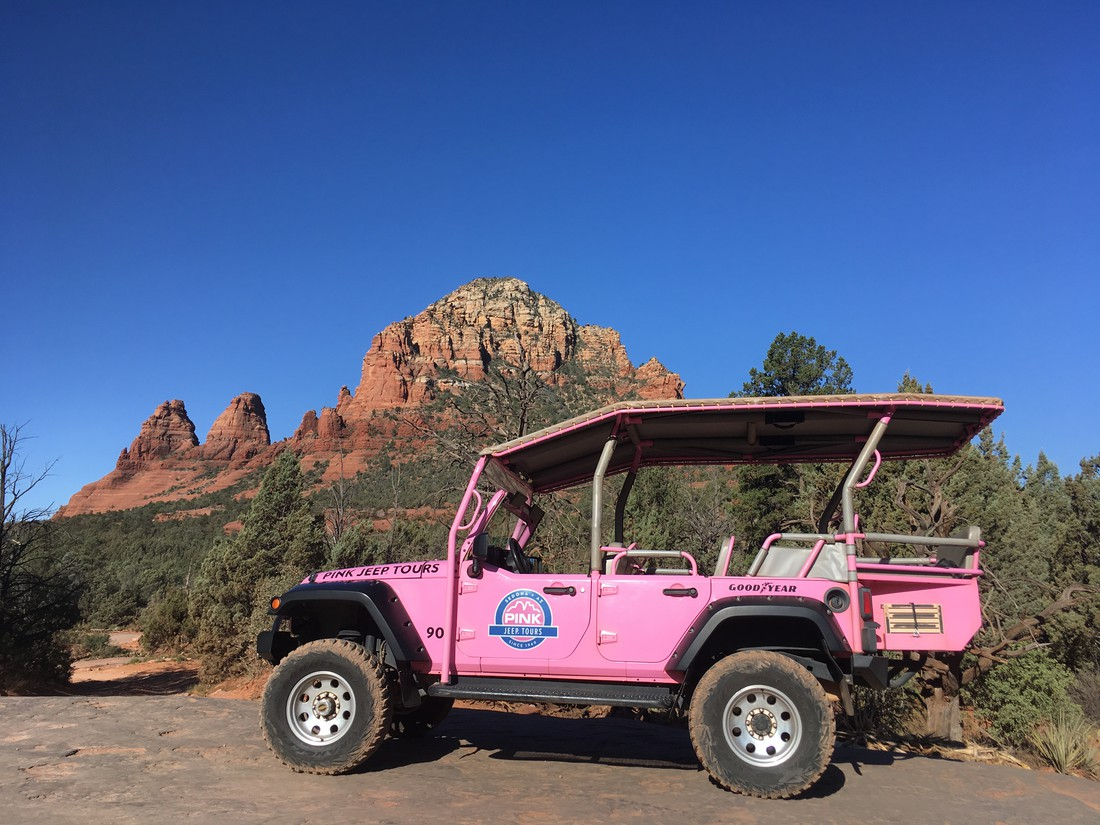 Broken Arrow Jeep Tour