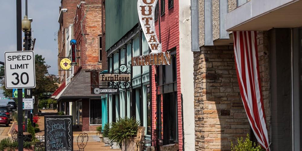 Tupelo - Mississippi - Amerika - Doets Reizen