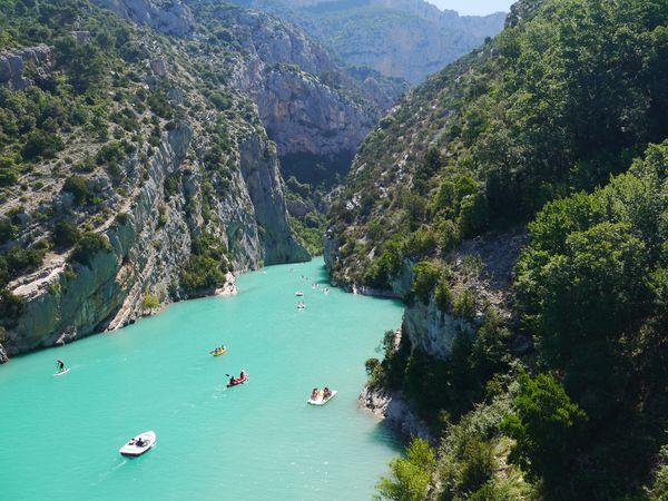 Parc Naturel Régional du Verdon - Vakantie Frankrijk - Vakantie Zuid Frankrijk - Doets Reizen