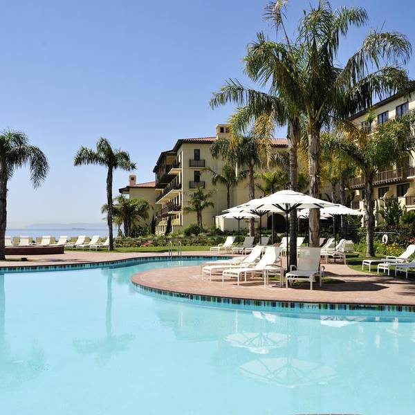 Terranea Resort - pool