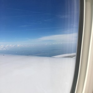 vlucht en  New York dag 1 - Dag 1 - Foto