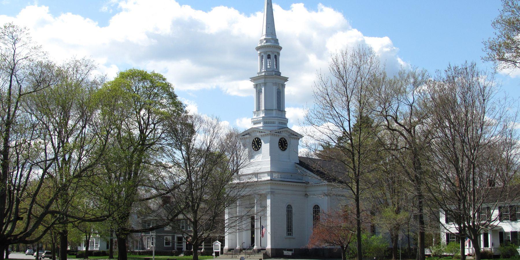 Concord & Lexington - Massachusetts - Doets Reizen