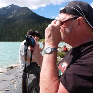 Nog in Lake Louise - Dag 17 - Foto