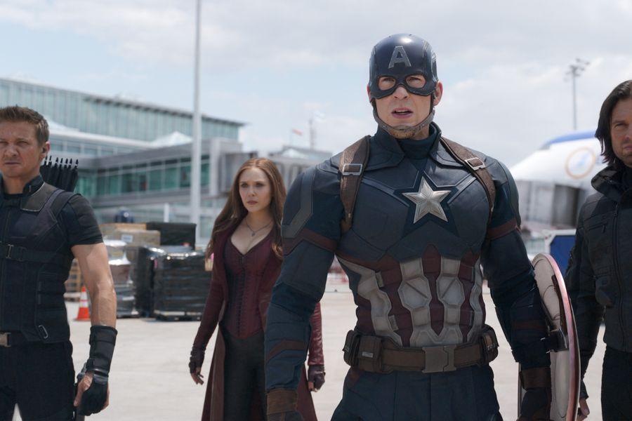 Captain America - Film - Atlanta - Georgia - Amerika -Doets Reizen