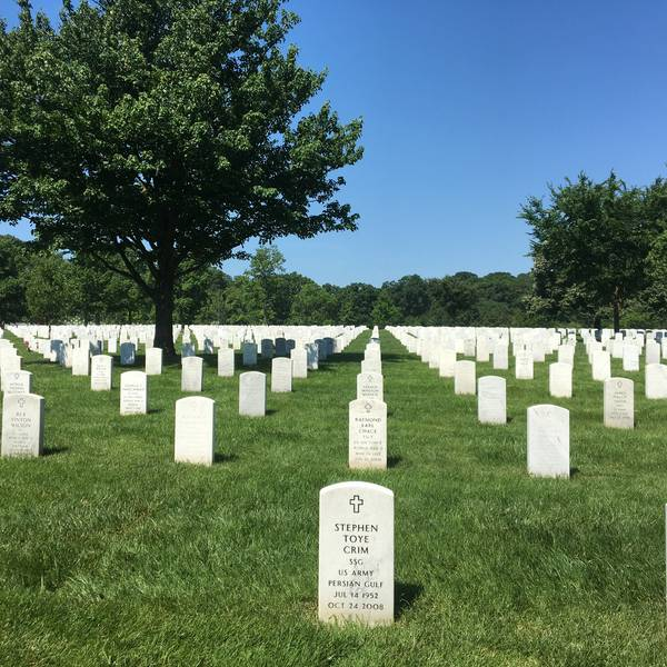 Arlington National Cemetery - Washington D.C. - Doets Reizen