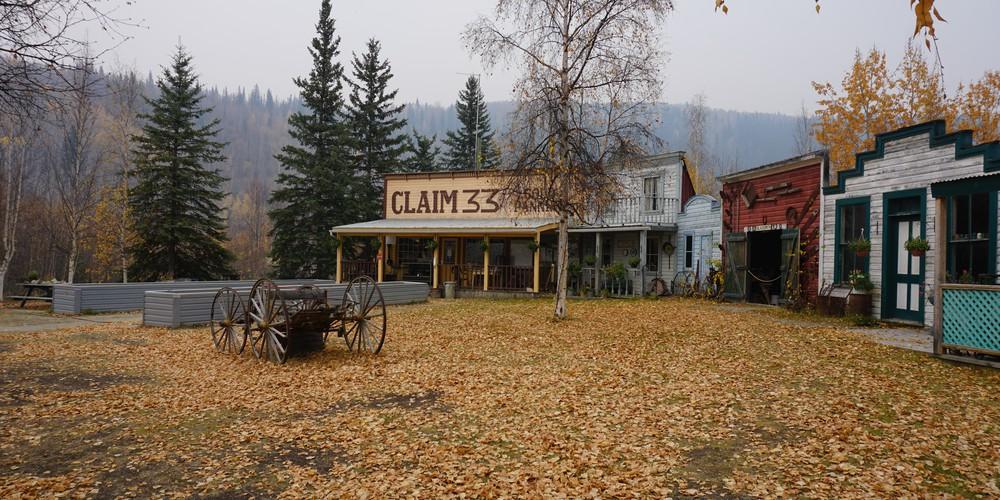Klondike Experience - Gold Rush - Goud zoeken - Yukon - Canada - Doets Reizen