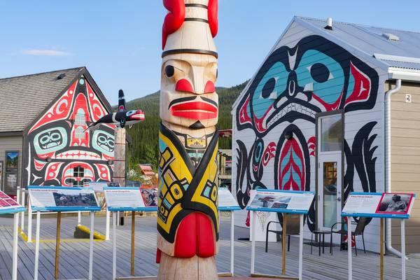 Cultuur Yukon - Canada - Doets Reizen