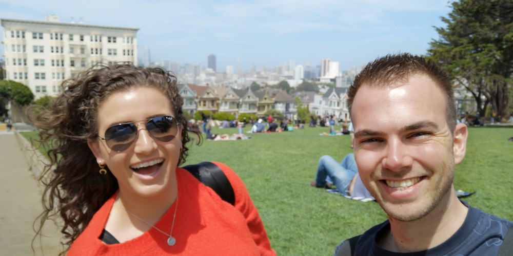 Alamo Square Park - San Francisco