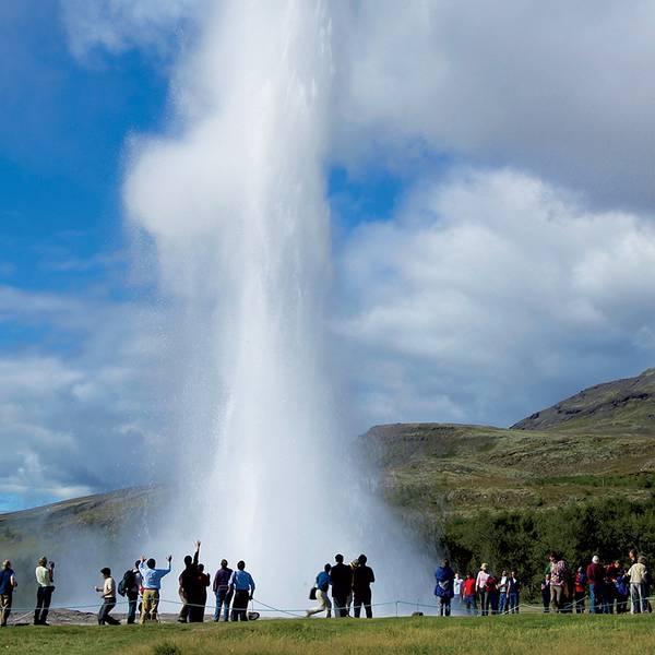 Stokkur - Geysir - Golden Circle - IJsland - Doets Reizen