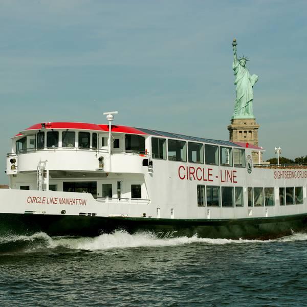 Circle Line - New York - Doets Reizen