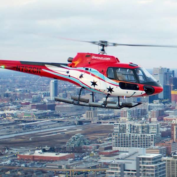 Helikopter Tour - Chicago - Illinois - Doets Reizen