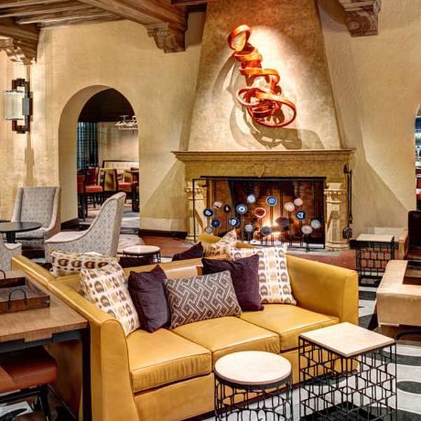 Fairmont Sonoma - lobby