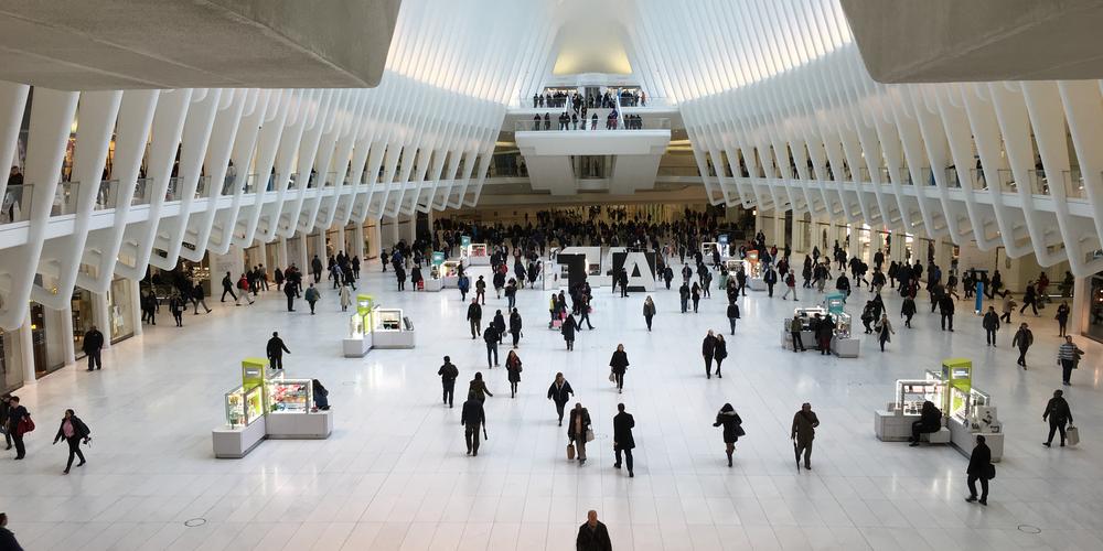 Oculus - New York - Doets Reizen