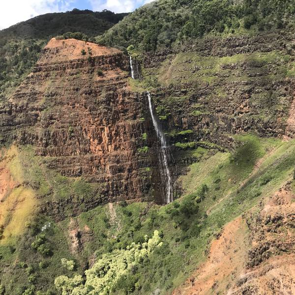Helikoptervlucht Kauai - Hawaii - Doets Reizen