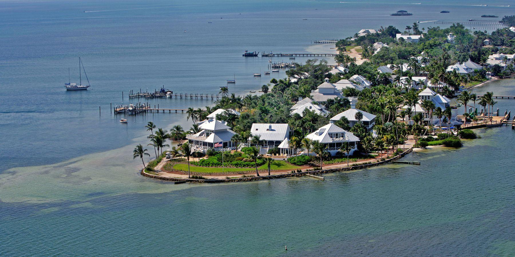 Sanibel Island - Captiva Island - Florida - Doets Reizen