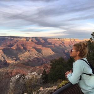 op naar de Grand Canyon - Dag 8 - Foto