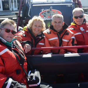 Whale Watch Tour in Victoria - Dag 5 - Foto